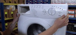 Replace the controls to a Hotpoint washing machine