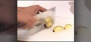 Make a plum tart