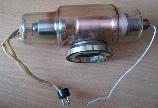 Homemade video tube