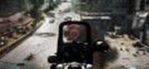 "Battlefield 3 - 12 min ""Fault Line"" Trailer"