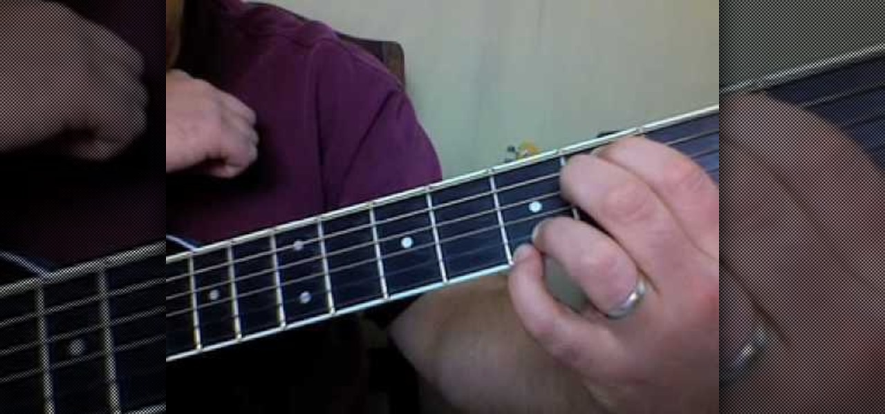 How To Play Wish You Were Here Pink Floyd On Guitar Acoustic