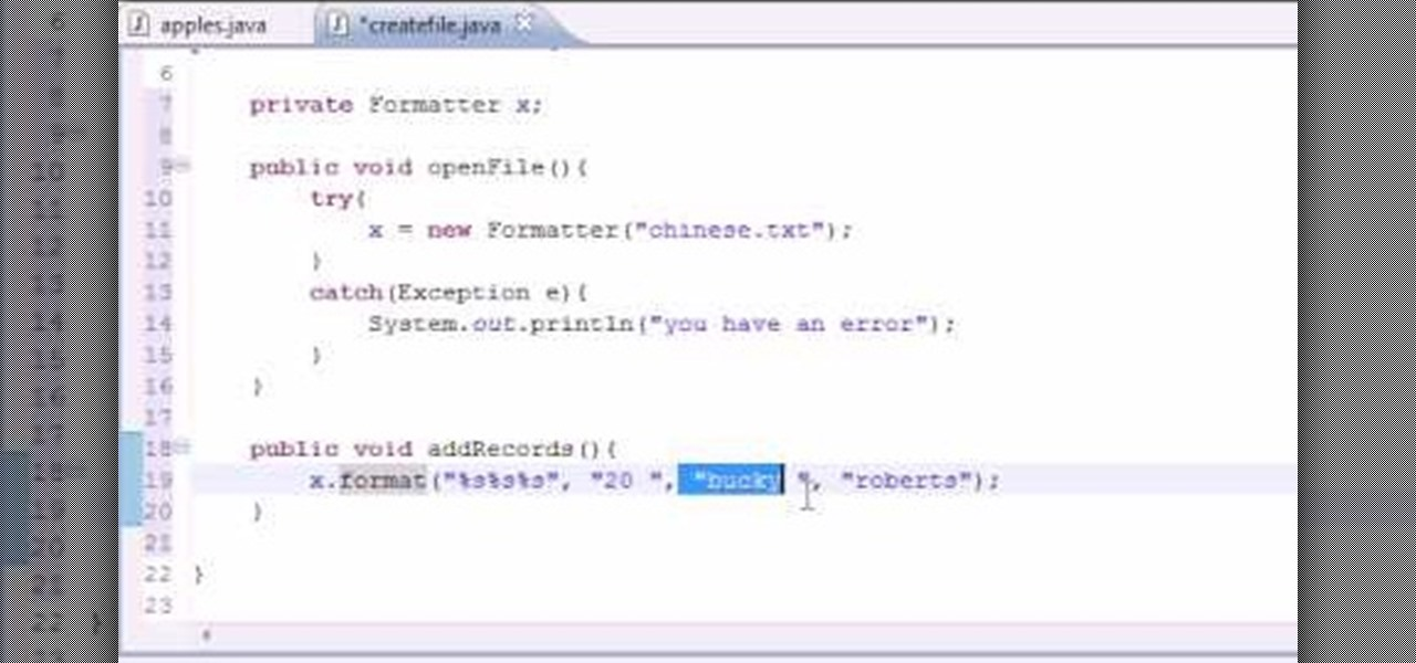 how to overwrite a file in java file writer write