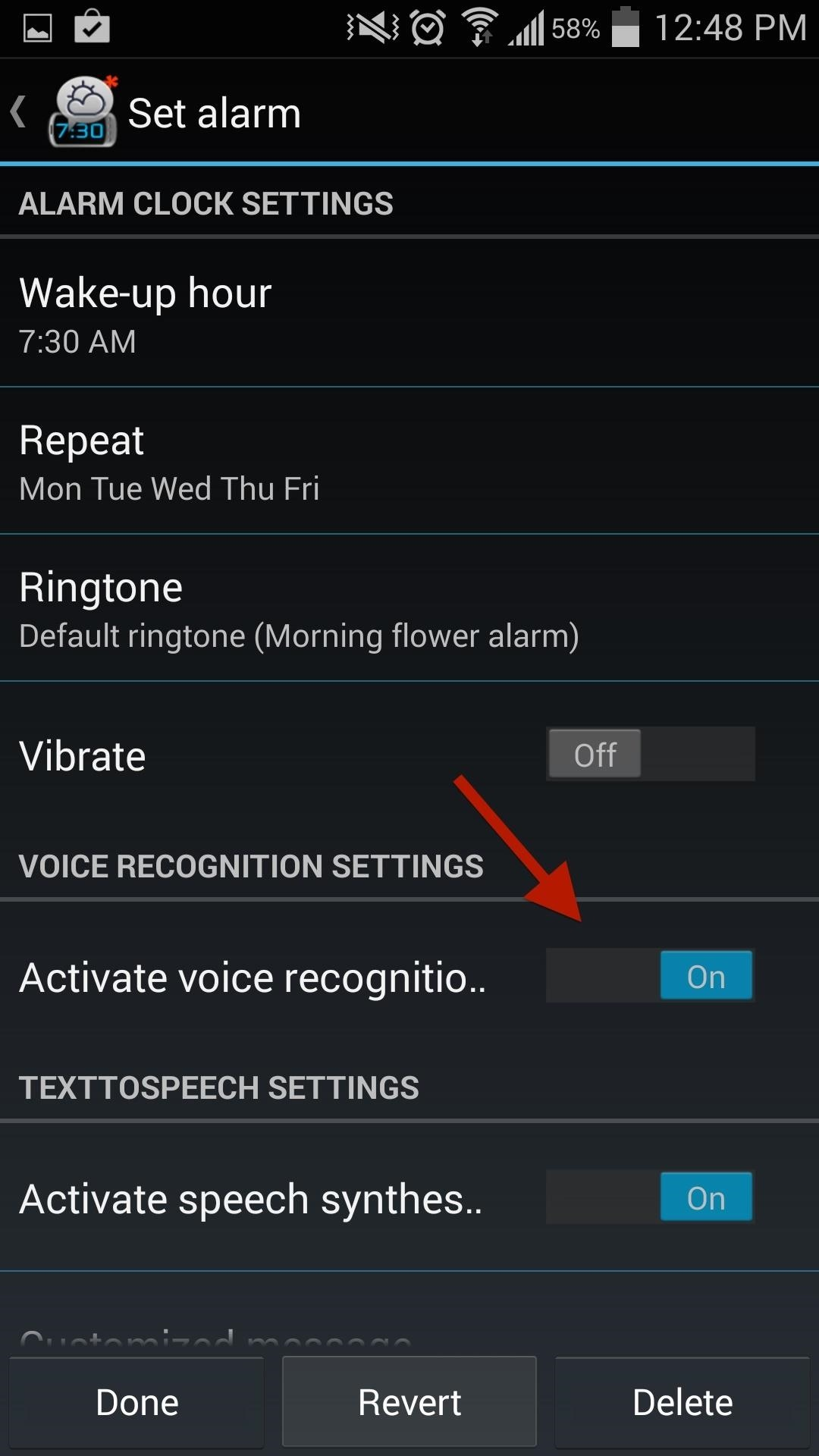 Use Custom Voice Commands to Sleep or Snooze Your Galaxy S4's Alarm Hands-Free