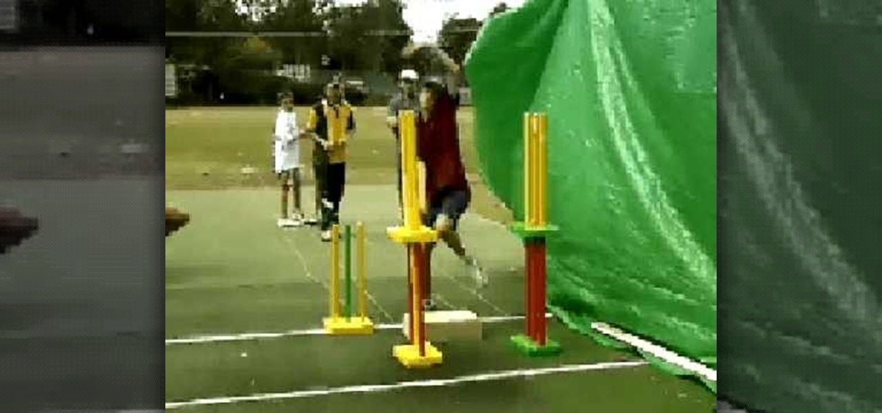Cricket Bowling Style Practice Cricket Bowling