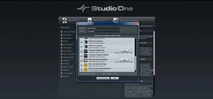 Register & activate PreSonus Studio One online or offline