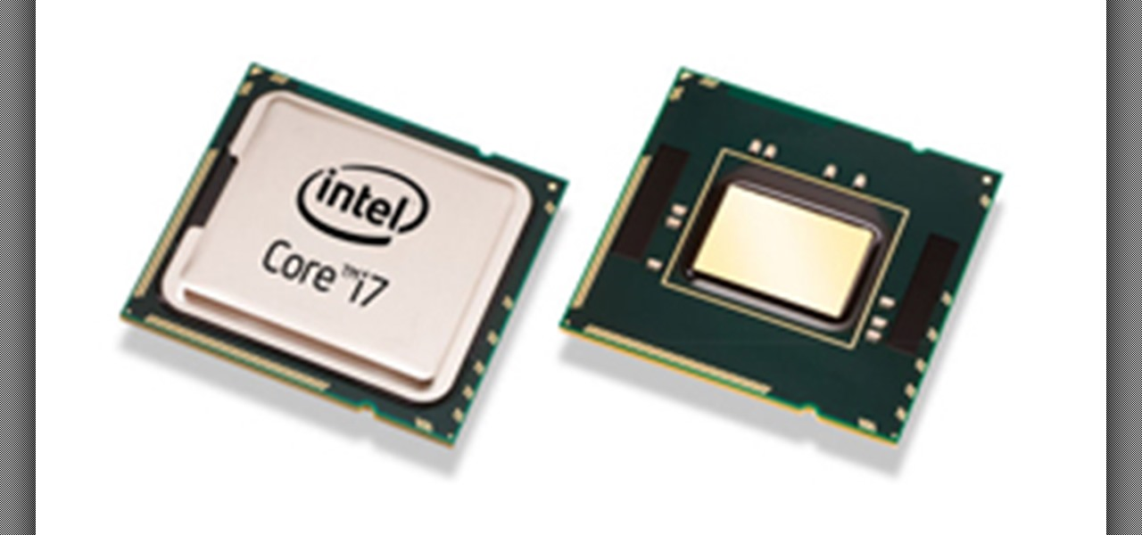 How to Overclock an Intel Core i7 processor « Computer