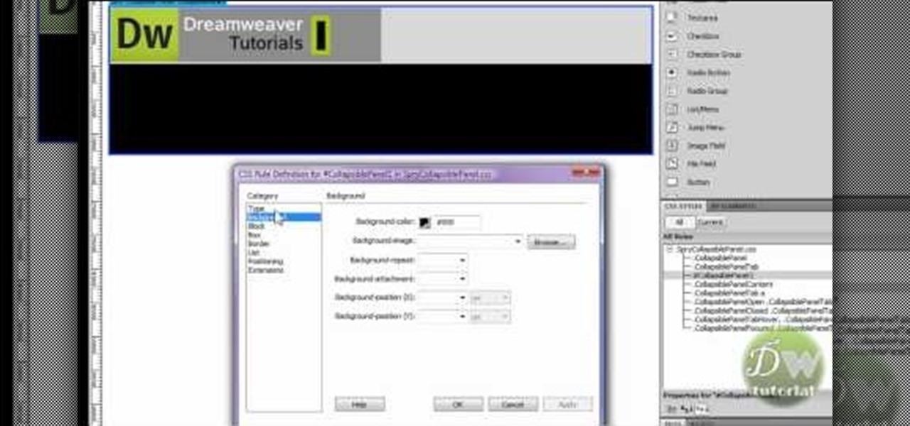 Dream cs panel download free