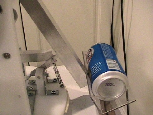 Beer Launcher Wows Letterman (+ Any Self Respecting Male)