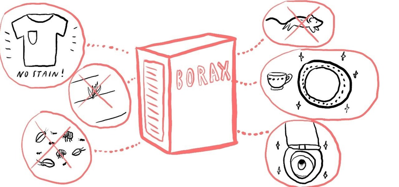 12 Household Uses for Borax