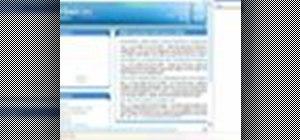 Write programs in Visual Basic