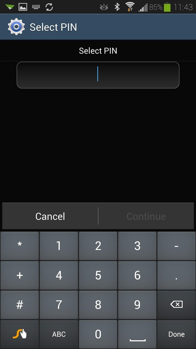 How to Get Faster PIN-Unlock on Your Samsung Galaxy S4 by Removing the