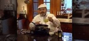 Prepare a versatile lemon sauce