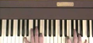 "Play The Beatles ""All You Need is Love"" on the piano"