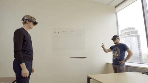 HoloGroup Is Trying to Crowdfund Their Holographic Learning App HoloStudy