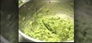Makehealthy guacamole dip appetizer