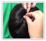 Prime How To Make A French Knot Hairstyle The Easy Way Hairstyling Schematic Wiring Diagrams Phreekkolirunnerswayorg