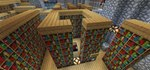 How to Use Redstone to Create a Converting Enchantment Table in Minecraft