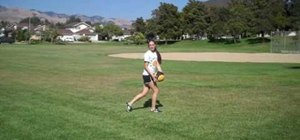 Do strength training for athletes with a medicine ball