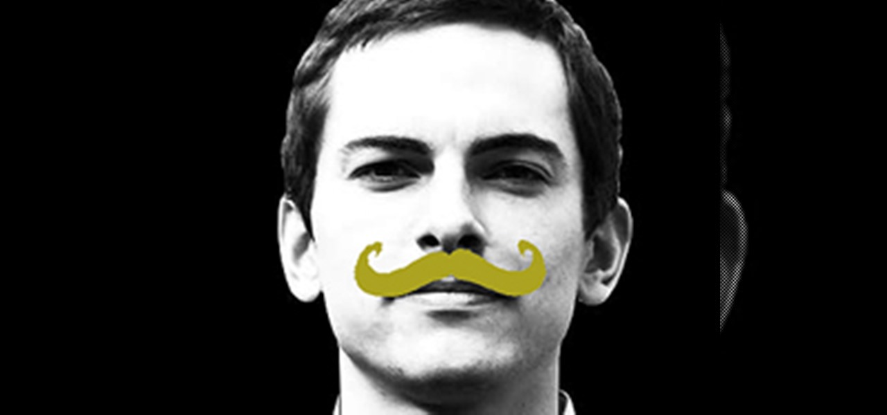 Grow a Moustache in Movember for Men's Cancer Awareness