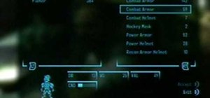 Get infinite caps and ammo in Fallout 3 for XBox 360