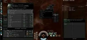 Outfit your ship for an exploration mission in EVE Online
