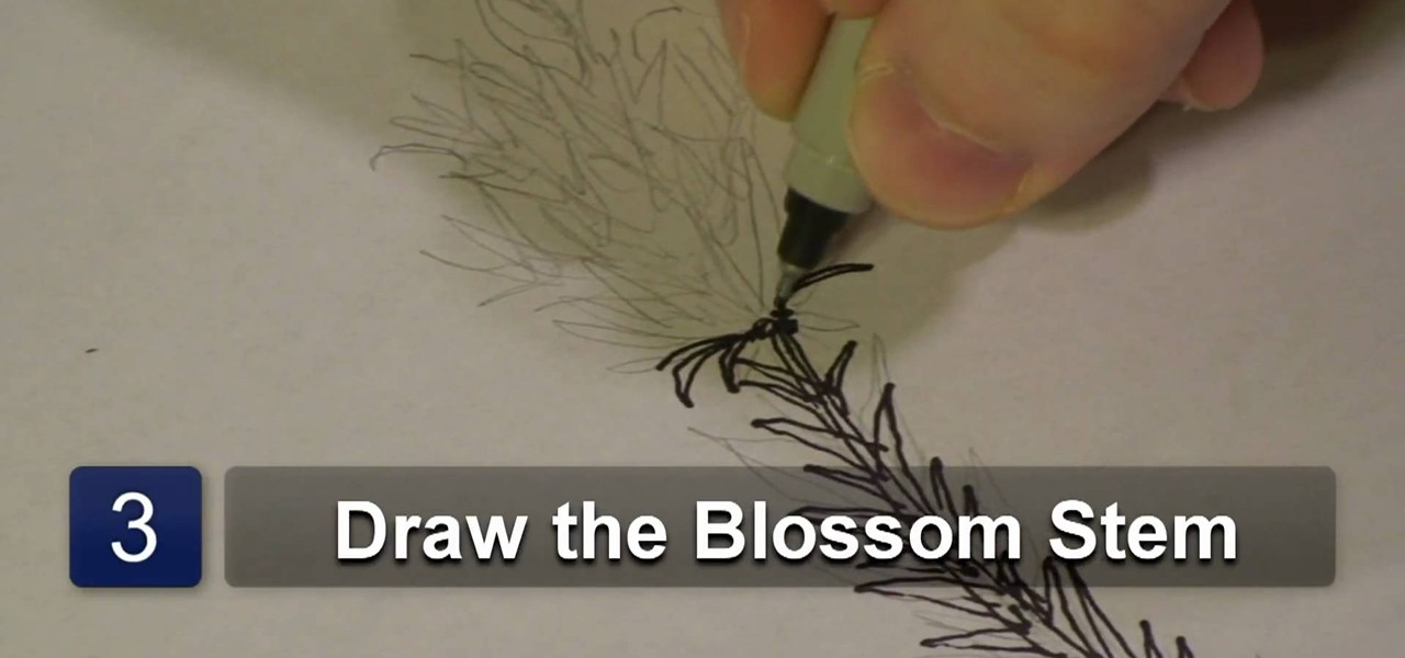 how to draw a paint brush