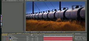 Color correct footage without plugins in After Effects
