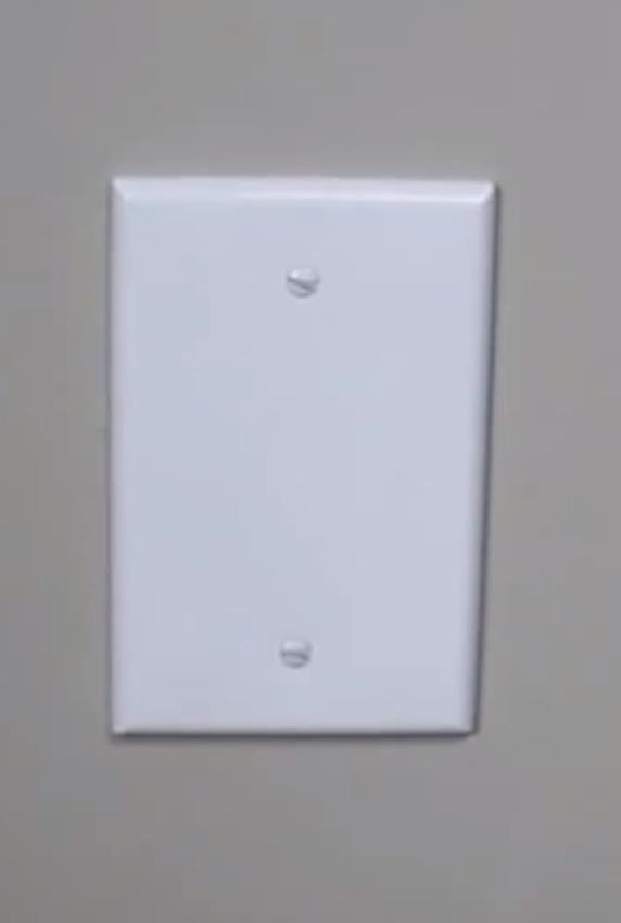 How to Make a Super Secret Wall Safe for Less Than $3