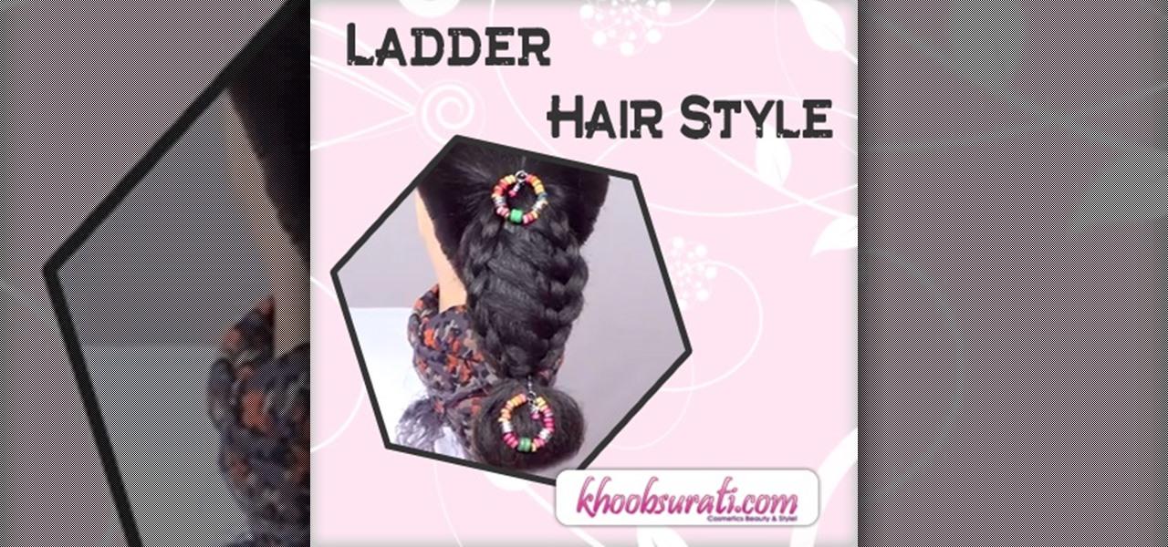 Ladder Hair Style