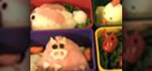 Pack a bento lunchbox