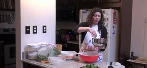 Make a delicious and healthy pasta salad for a potluck or picnic