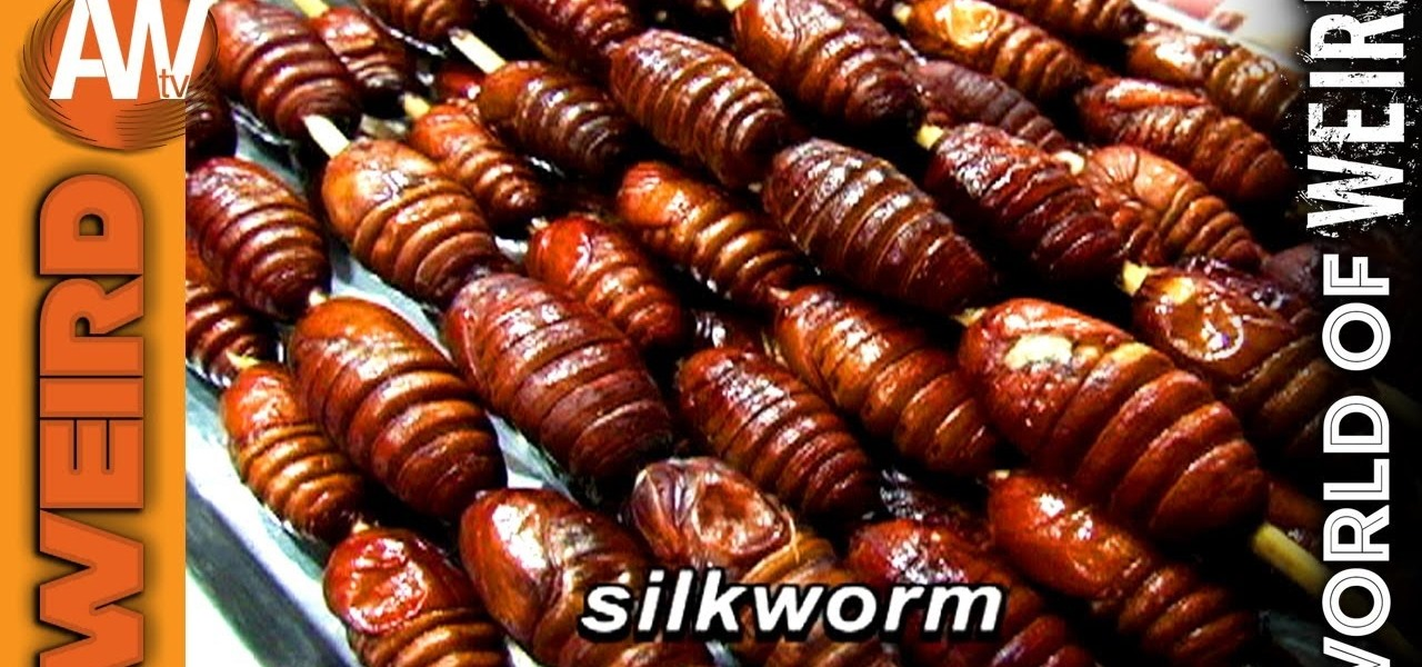 How To Identify Weird Chinese Food 171 Snacks Wonderhowto
