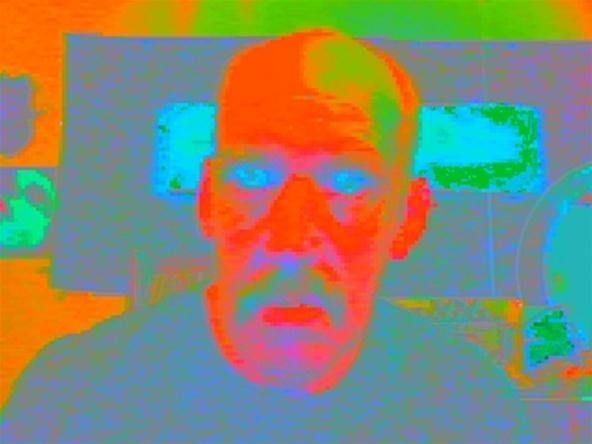 Self-Portrait Challenge: Phil... Just Phil