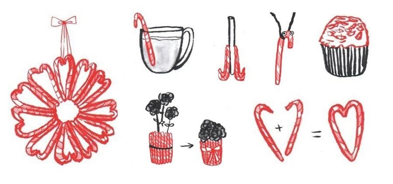 9 Crafty Things You Can Do with Candy Canes