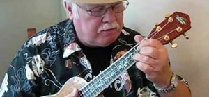 "Play ""Surfer Girl"" by the Beach Boys on the ukulele"