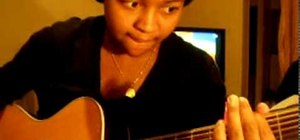 """Play """"Your Call"""" by Secondhand Serenade on guitar"""