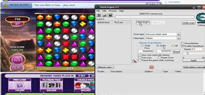 Hack unlimited time on Bejeweled Blitz (10/27/09)