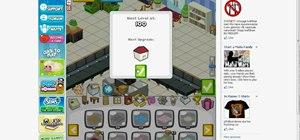 Hack Restaurant City money (11/12/09)