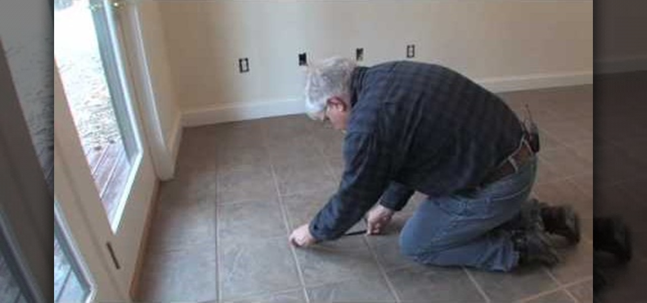 How To Keep Your Grout Lines Straight When Laying Tile