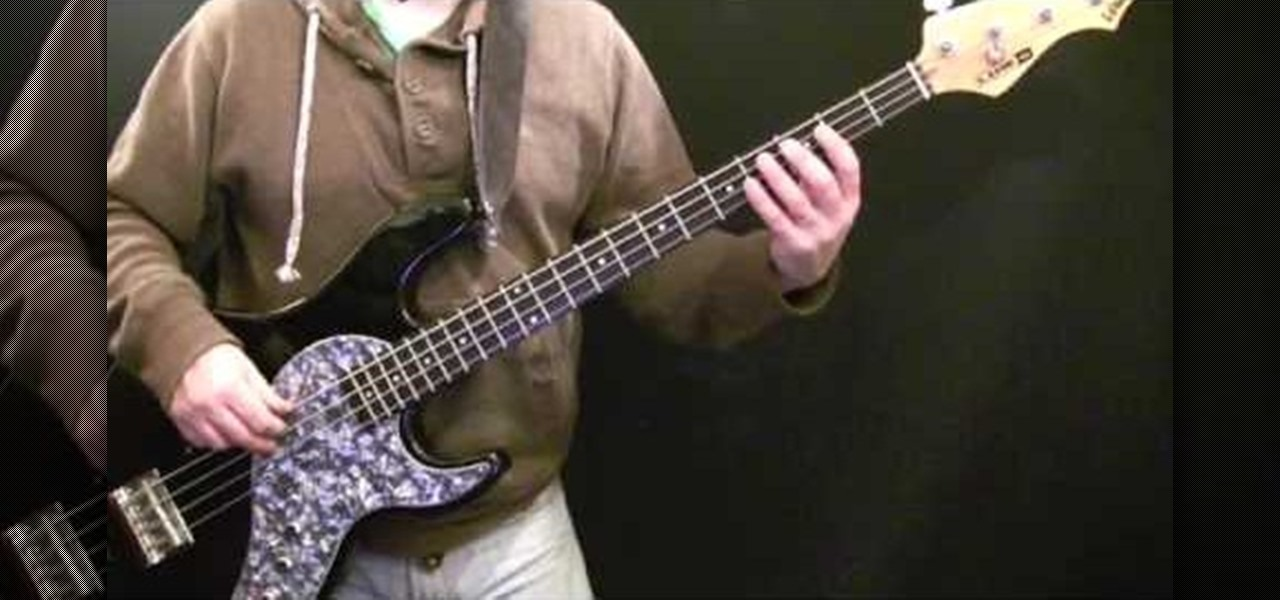 How To Play The Bassline From Brown Eyed Girl Bass Wonderhowto