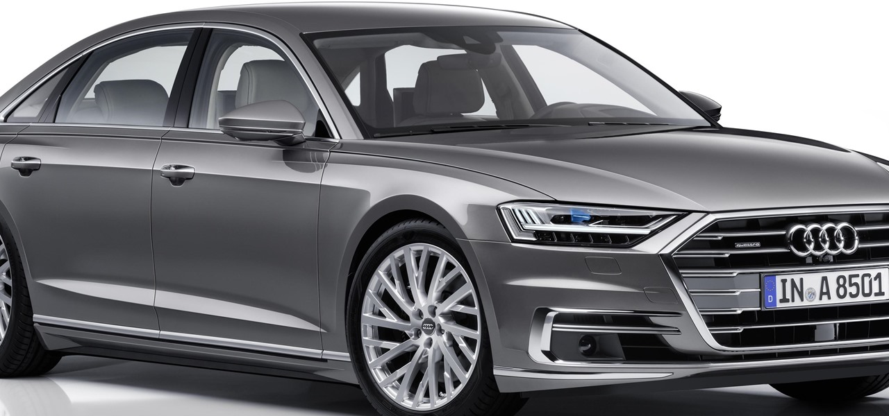 Does the A8's 37.3 Mph Limit Mean Audi's Jumped the Shark to Level 3?