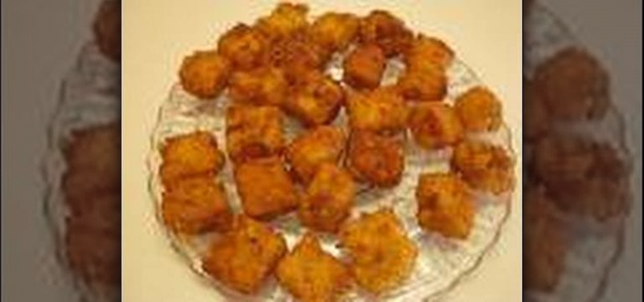 How to Make deep fried macaroni and cheese bites with ...