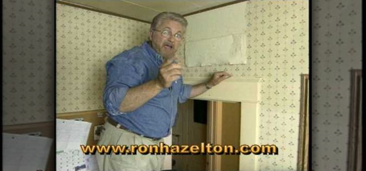 how to remove wallpaper quickly easily construction