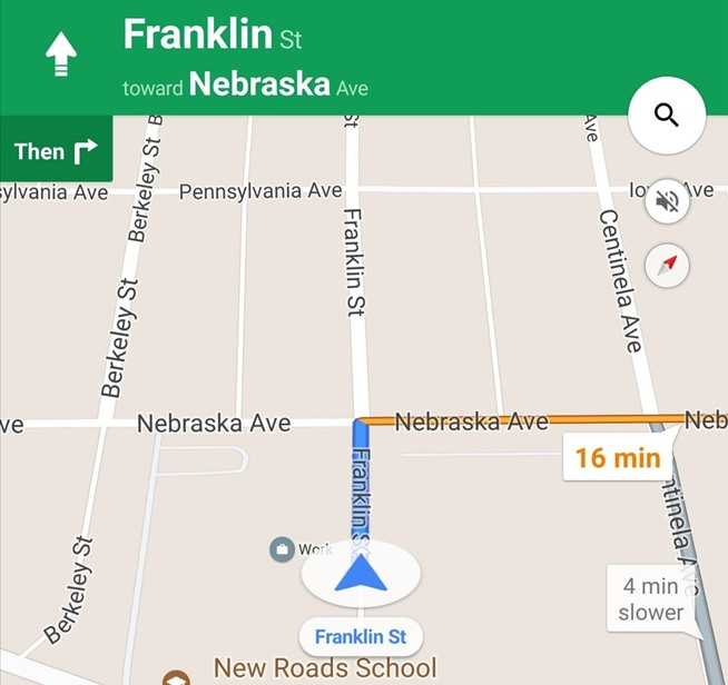 Google Maps Update Eliminates Annoying Voice Directions During Phone Calls & More
