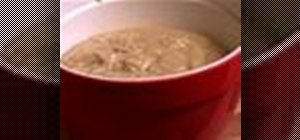 Make homemade butterscotch pudding