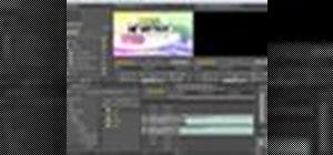 Insert graphics in Premiere Pro CS4