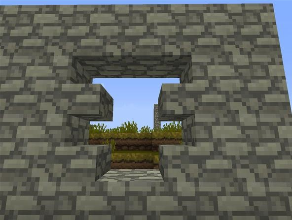 minecraft how to make fence. Tactics For Using Stairs In Minecraft How To Make Fence