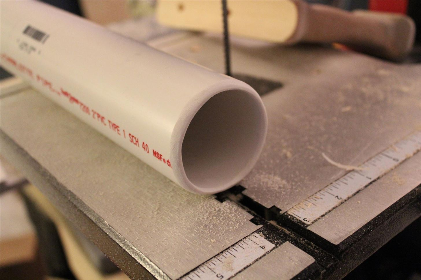 Building a Steampunk Hand Cannon, Part 2: How to Make and Detail a PVC Gun Barrel