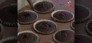 Make Guinness cupcakes