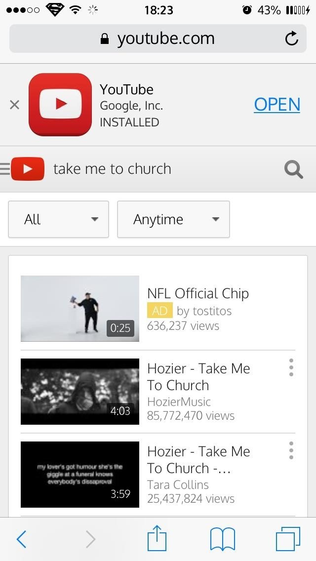 Google Youtube Music Key One Ups Streaming Music Services: Search Google & YouTube Directly From Spotlight On Your